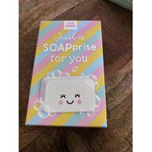 Zeep 'Just a SOAPprise for you' [meerkleurig]