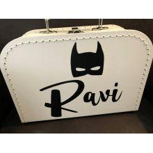 Koffer 'Superheld'