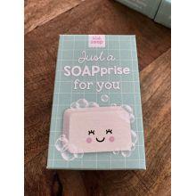Zeep 'Just a SOAPprise for you' [Mintgroen]