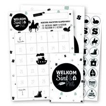Sinterklaas pakket 'Welkom Sint & Piet'