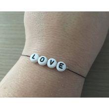 Armband met tekst/naam